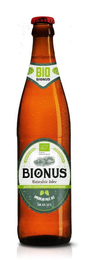Piwo Bionus Apa 0,5L - Kultowy Browar Staropolski