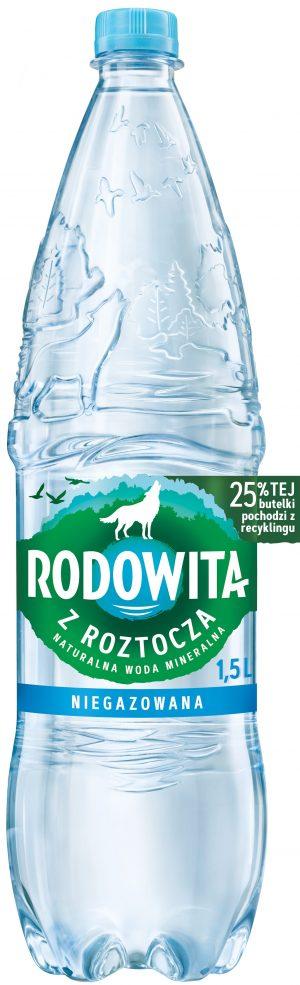 Woda Rodowita Niegazowana 1,5 l