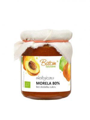 Dżem Morela 80% 260 g - Batom
