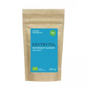 Erytrytol Bio 250 g - Bio Family