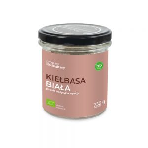Kiełbasa Biała Bio 250 g - Bio Family
