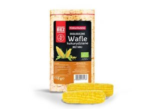 Wafle Kukur. Bez Soli B/g 110 g Bio
