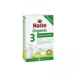 Mleko Kozie w Proszku Bio 400 g 3 - Holle