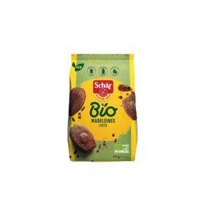 Babeczki Madeleines Choco Bezglutenowe Bio 150 g