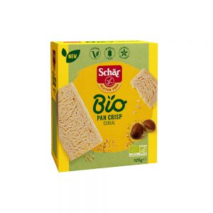 Pieczywo Pan Crisp Cereal Bezglutenowe Bio 125 g