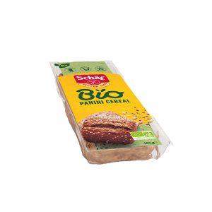 Bułki Panini Cereal Bezglutenowe Bio 165 g