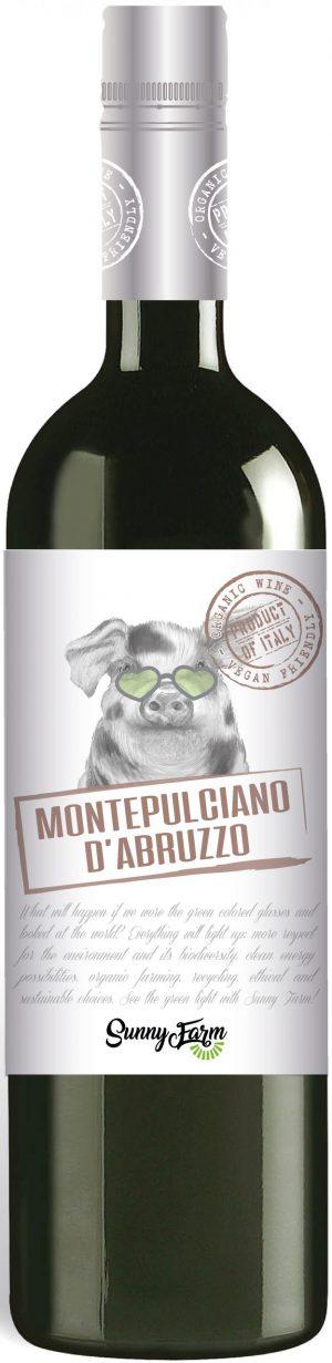 Montepulciano D'abruzzo Sunny Farm