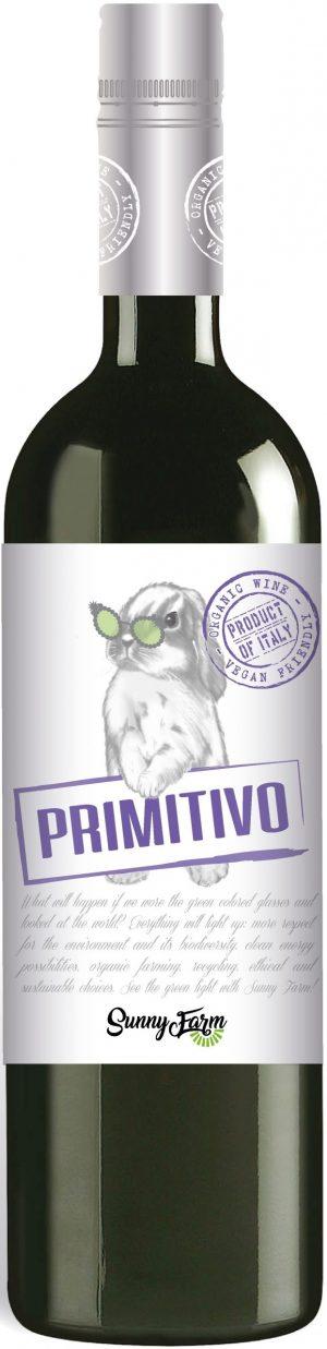 Primitivo Igt Puglia