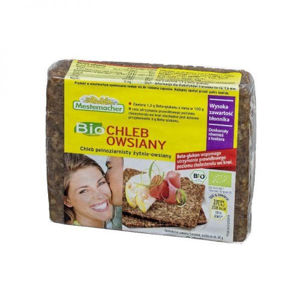 Chleb Owsiany Bio 300 g - Benus