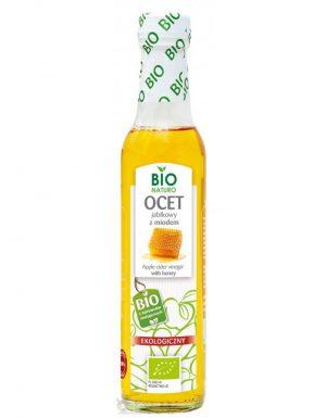 Ocet Jablkowy 5% z Miodem Bio 250 Ml/bionaturo
