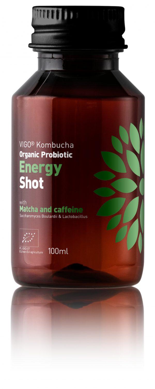 Napój Shot Bio Energia [100ml, Bbz]