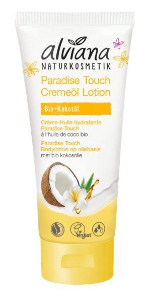 Balsam Do Ciala Paradise Touch z Bio Olejem Kokosowym i Ekstraktem Kwiatów Plumerii 200ml.
