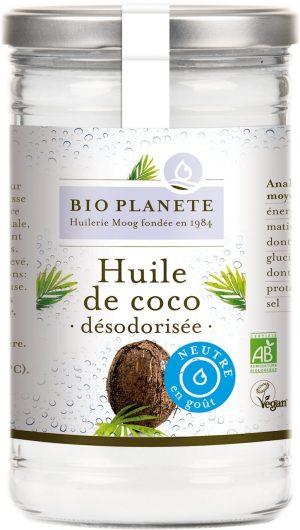 Olej Kokosowy Bezwonny Bio 950 Ml - Bio Planete