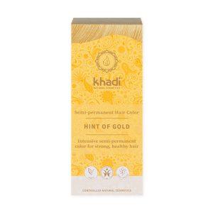 Henna Złoty Blond - Khadi