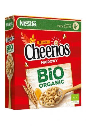 Płatki Cheerios Bio 210 g - Nestle