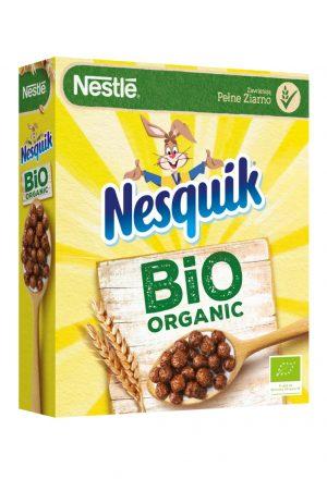 Płatki Nesquik Bio 225 g - Nestle