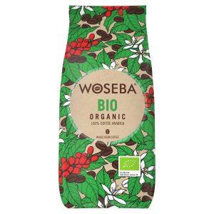 Kawa Ziarnista Bio 1000g Woseba