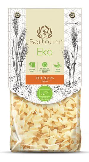 Makaron (Semolinowy) Świderki Bio 250 g - Bartolini
