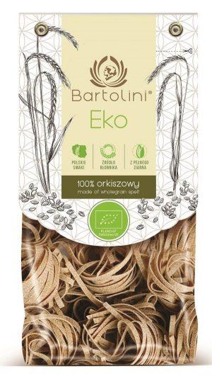 Makaron (Orkiszowy) Gniazda Bio 250 g - Bartolini