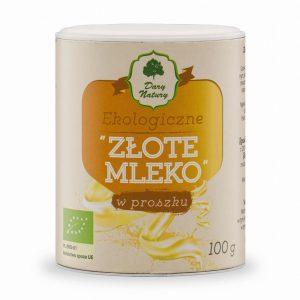 Złote Mleko Bio 100 g - Dary Natury
