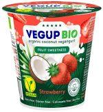 Produkt Kokosowy Truskawkowy Bezglutenowy Bio 140 g - Vegup Bio