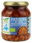 Fasolka w Sosie Pomidorowym Bio 360 g - Bio Planet
