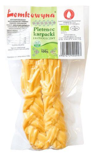 Pletenec Karpacki Bio 100 g - Łemkowyna
