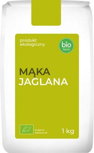 Mąka Jaglana Bio 1 Kg - Bio Family