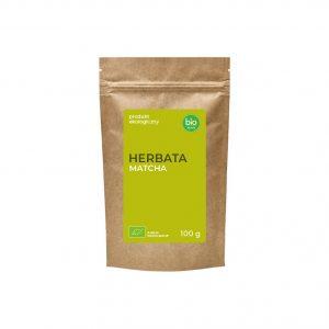 Herbata Matcha Bio 100g - Bio Family