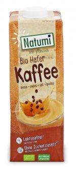 Napój Owsiany o Smaku Kawy Bez Dodatku Cukrów Bio 1 l - Natumi