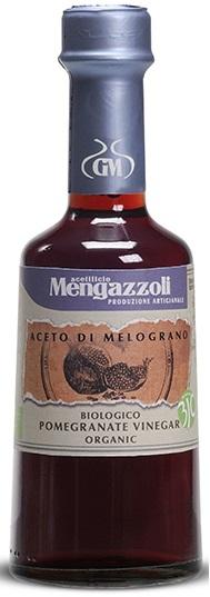 Ocet z Granatu Bio 250 Ml - Mengazzoli